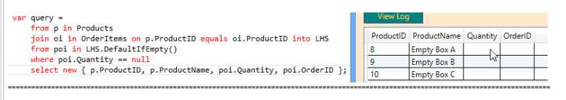 LINQ to SQL - some possible issues with syntax for joins