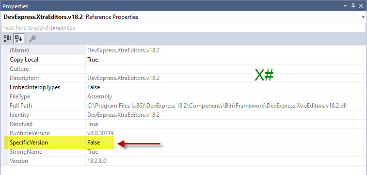 Devexpress pictureedit null text