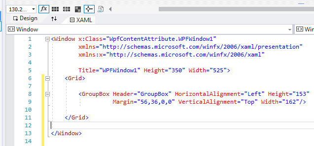 WPF - containers, Content controls, and children