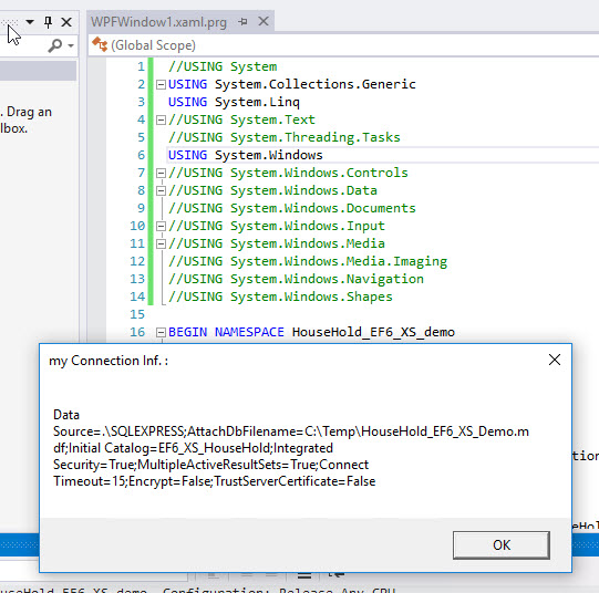 Entity Framework - the easy way to make and access SQL data